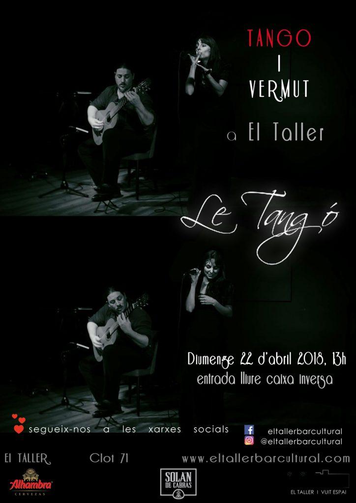 Le Tangó-Vermut-Musical-Tango-EL-TALLER